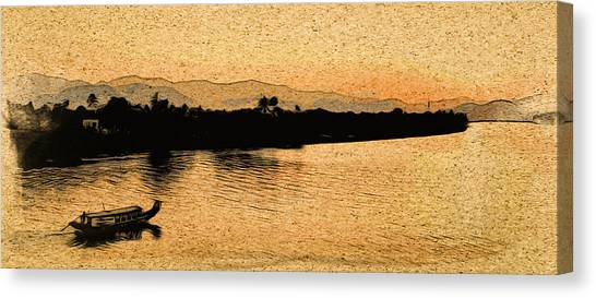 The Perfume River Canvas Print