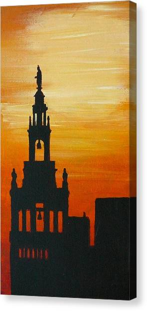 The Plaza Kansas Ctiy Canvas Print