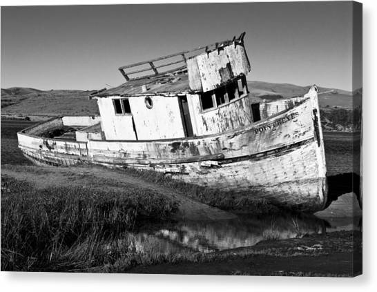The Point Reyes Canvas Print