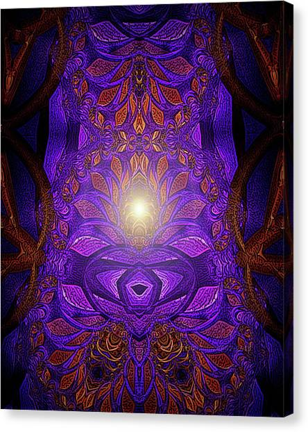 The Power Within Canvas Print