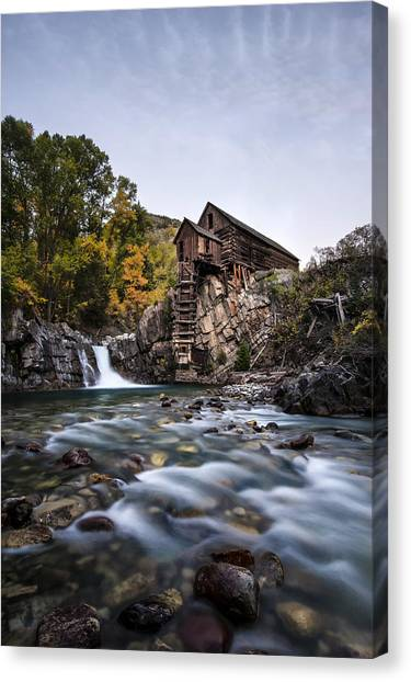 The Powerhouse Canvas Print