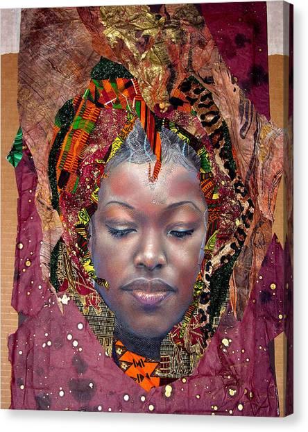 The Prayer 1 Canvas Print