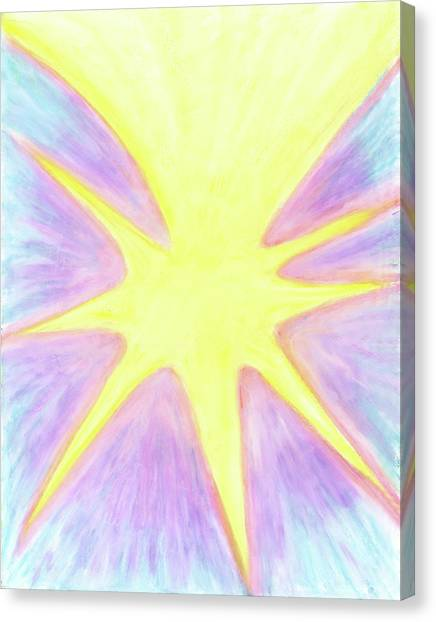 The Purpose Is More Light Canvas Print