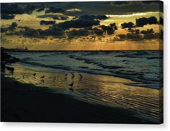 The Quiet In My Soul Canvas Print