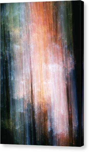 The Realm Of Light Canvas Print
