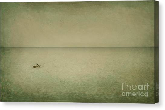 The Recesses Of The Deep Canvas Print