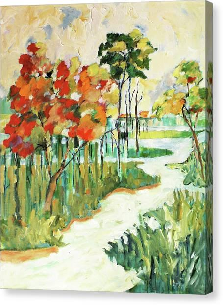The Redlands2 Canvas Print