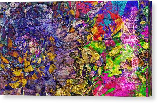 The Repairer Of The Breach Canvas Print