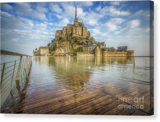 The Rising Tide Canvas Print