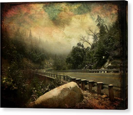 The Road To Everywhere Canvas Print