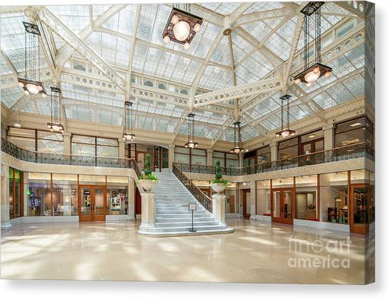 The Rookery Canvas Print