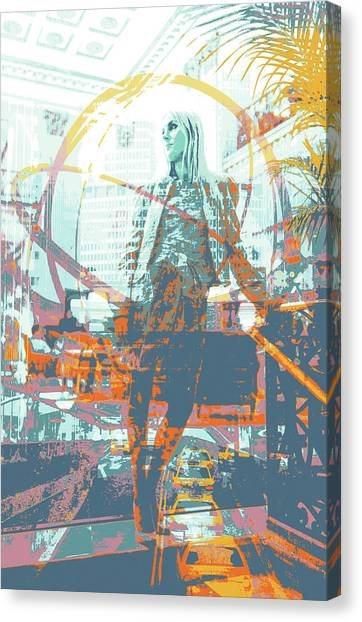 The Roosevelt Canvas Print by Shay Culligan