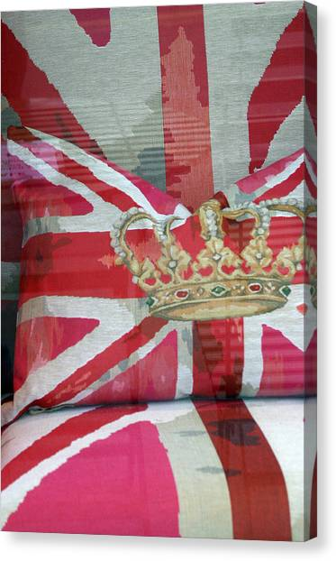 The Royal Seat Canvas Print by Jez C Self
