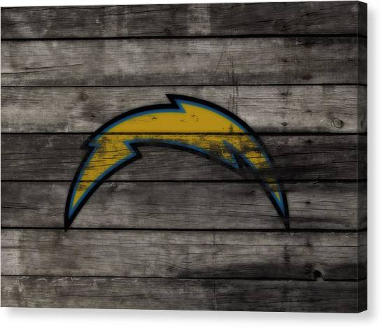 Jerry Rice Canvas Print - The San Diego Chargers 3e        by Brian Reaves