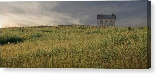 The Schoolhouse  Canvas Print