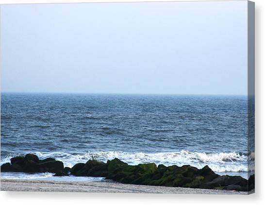 The Sea 2 Canvas Print by Paul SEQUENCE Ferguson             sequence dot net