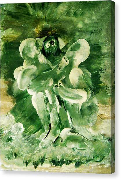 The Seven Deadly Sins- Envy Canvas Print