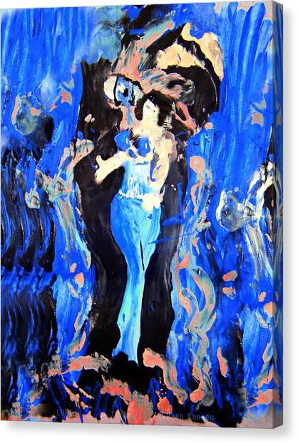 The Seven Sins- Lust Canvas Print