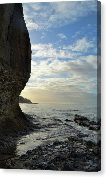 The Slow Down Canvas Print by JAMART Photography