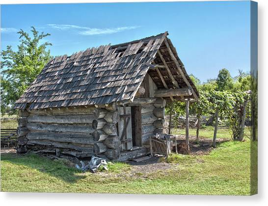 The Smokehouse Canvas Print