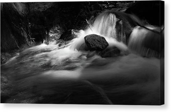 the sound of Ilse, Harz Canvas Print