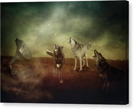 The Sound Of Magic Canvas Print