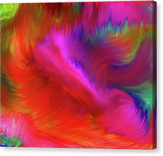 The Spirit Of Life Canvas Print