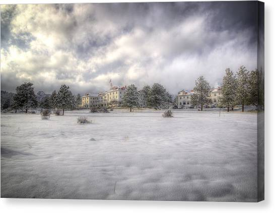 The Stanley Canvas Print by G Wigler