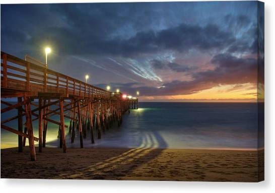 Canvas Print featuring the photograph The Story Needs Some Mending And A Better Happy Ending by Quality HDR Photography