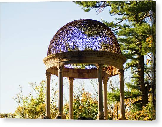 The Sunny Dome  Canvas Print