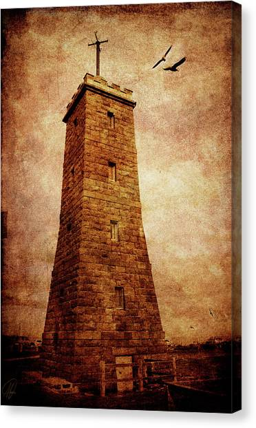 The Timeball Tower Canvas Print