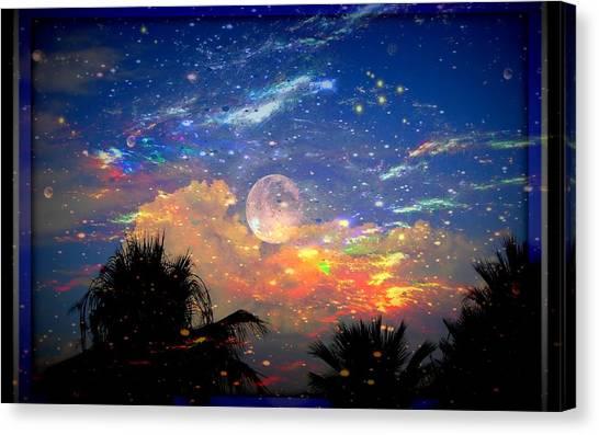 The Universal Moon Canvas Print