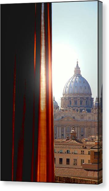 The Vatican Canvas Print