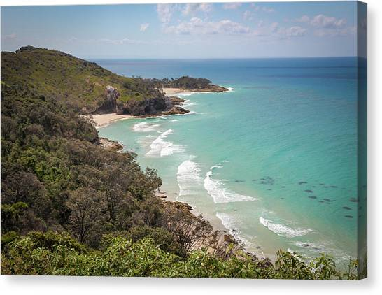 The View From The Cape Canvas Print