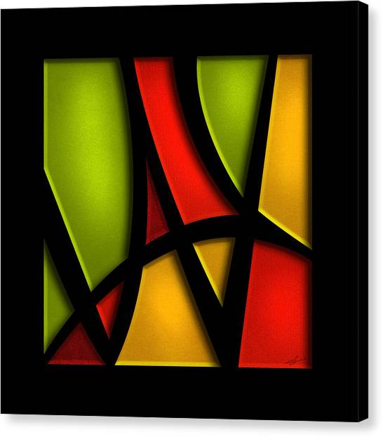 The Way - Abstract Canvas Print