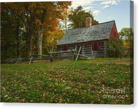 The Wick House Canvas Print