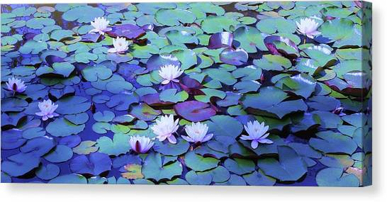 Canvas Print - Theme From The Past by Slawek Aniol