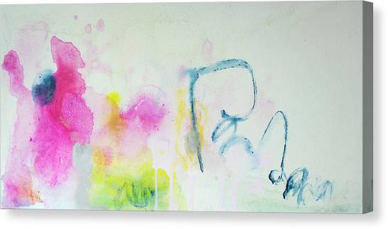 Canvas Print - Think About by Claire Desjardins