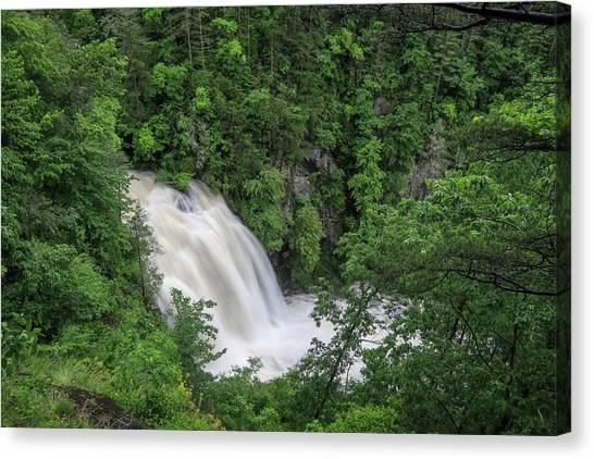 Third Falls Canvas Print