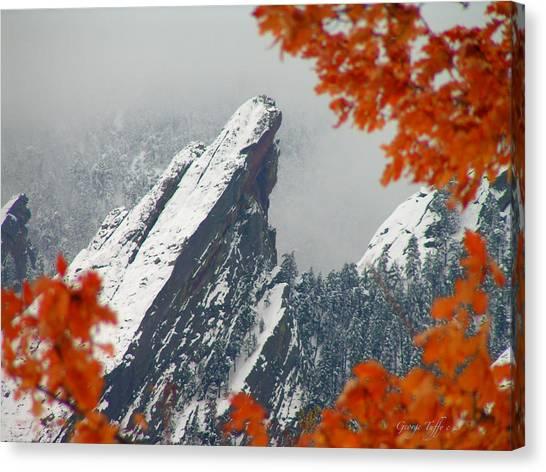 Third Flatiron Canvas Print