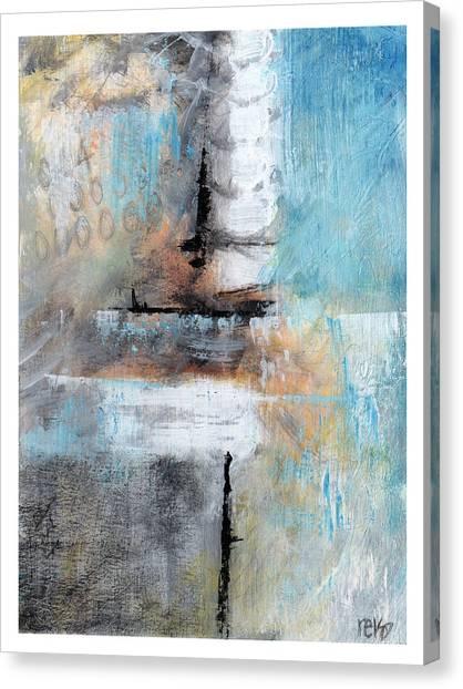 This April Canvas Print