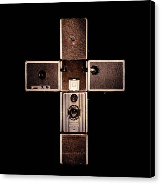 Adam Smith Canvas Print - This Is My Religion  by Adam Smith