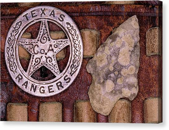 This Is Texas Canvas Print by JC Findley