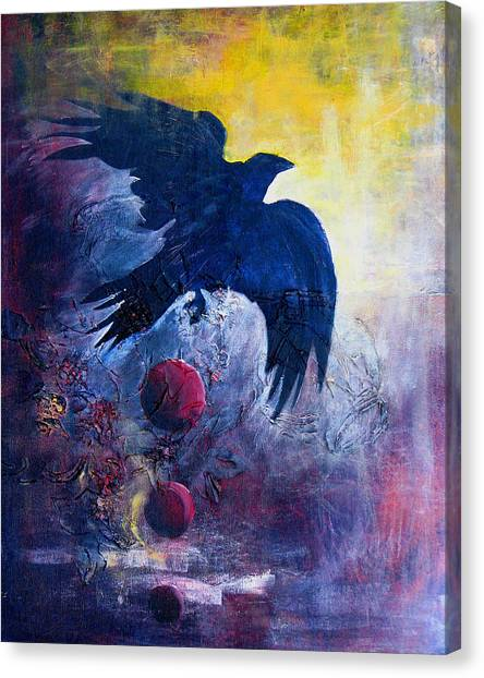 This Mystery Explore Canvas Print by Sandy Applegate
