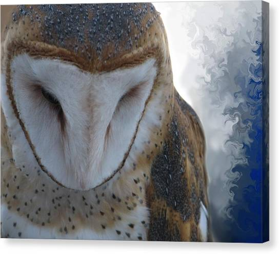 Thoughtful Canvas Print by Ken Barker