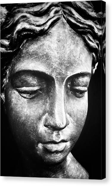 Thoughts Of A Time Gone By Canvas Print