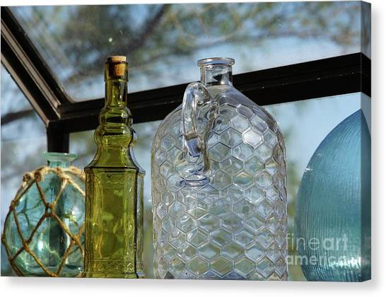 Canvas Print - Thru The Looking Glass 2 by Megan Cohen