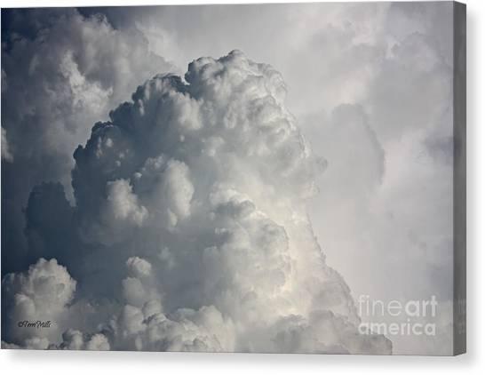 Thunderhead Clouds Canvas Print