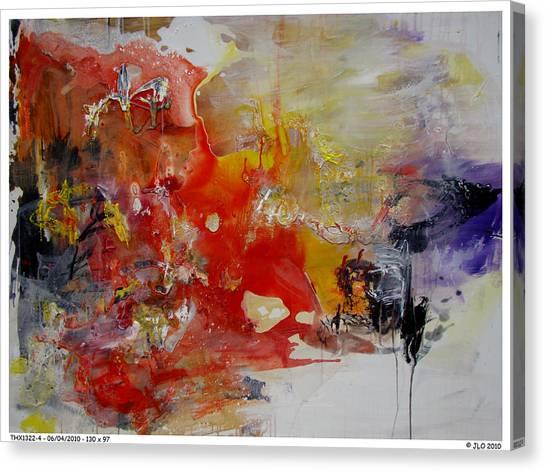 Thx1322-4 Canvas Print by Jlo Jlo