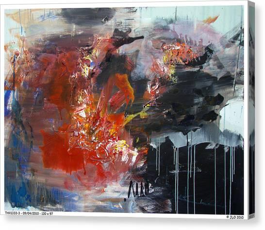 Thx1333-3 Canvas Print by Jlo Jlo